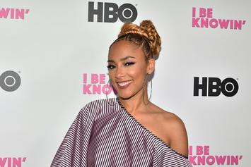 """Amanda Seales Opens Up About Nervous Breakdown: """"Sh*t Was A Doozie"""""""