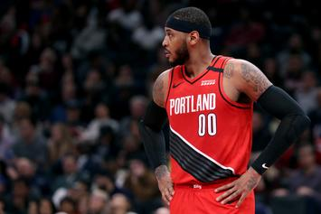 Carmelo Anthony Debuts Dramatic Weight Loss In Orlando