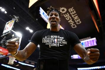 Dwight Howard Says He Doesn't Believe In Vaccinations