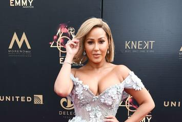Adrienne Houghton Explains Why She Didn't Speak About Tamar Braxton