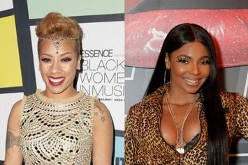 """Keyshia Cole Asked Ashanti """"Was Good"""" & Fans Think It Was A Challenge For """"Verzuz"""""""