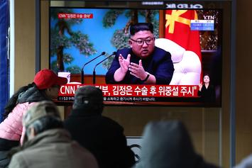 North Korea In Lockdown As First COVID-19 Case Is Suspected