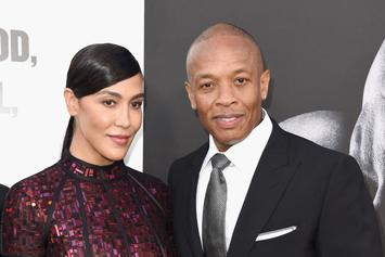 Dr. Dre's Wife Nicole Young Claims He Ripped Up Prenup Papers, Making Them Invalid