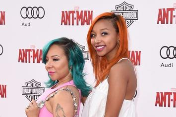 """Tiny Claps Back At Fan Over Zonnique """"Baby Mama"""" Shade"""