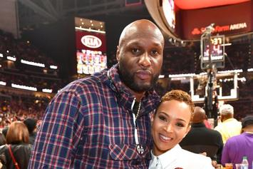 """Lamar Odom's Fiancé Sabrina Parr Says """"It's Hard"""" For His Kids """"To Accept Anyone"""""""