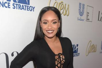 Tahiry Posts Video Where She Tearfully Recounts Past Domestic Abuse