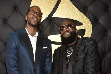 """Rick Ross Shares Unreleased """"Famous"""" Verse During """"Verzuz"""" With 2 Chainz"""