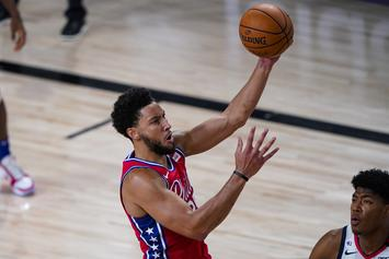Ben Simmons' Injury Status Worsens As NBA Grants Exit From Bubble