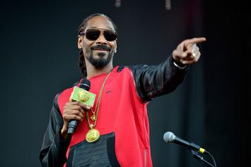 Snoop Dogg Surprises Starstruck Atlantic City Mayor With FaceTime Call