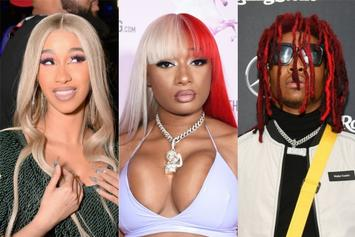 HNHH TIDAL Wave: Cardi B, Megan Thee Stallion, & Lil Keed Get Us Bouncing