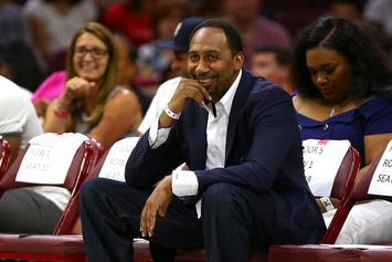 "Stephen A. Smith Calls The 76ers An ""Embarrassment"""