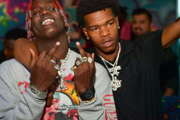 Lil Baby Gives Lil Yachty Iced-Out 4PF Chain For His Birthday