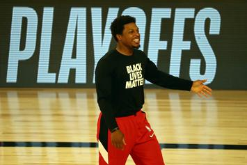 Kyle Lowry's Injury Status Updates After Rolling Ankle In Game 4