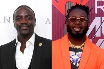 "Akon Suggests T-Pain's Career Dwindled Because He ""Confined His Music To Urban"""