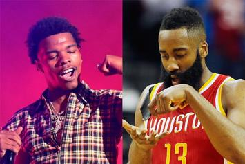 Lil Baby Considers James Harden His Brother, Previews New Music