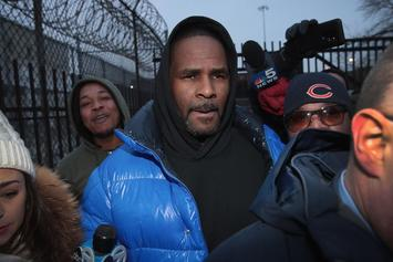 R. Kelly Beaten Up By Inmate: Report