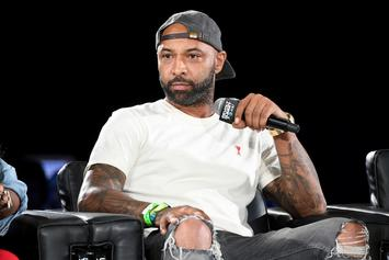 """Joe Budden Responds To Spotify: """"F*ck Y'all & That Deal"""""""