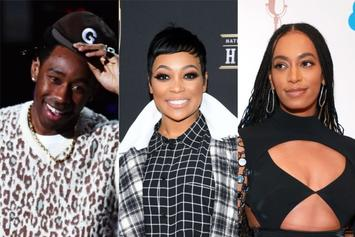 Tyler, The Creator & Solange Are Confused About Monica's Outfit On Verzuz