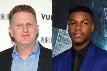 "Michael Rapaport Criticized For Telling John Boyega To Be ""Grateful"" For ""Star Wars"""