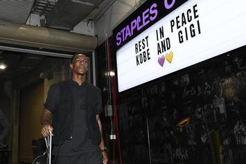 Rajon Rondo To Make Lakers Playoff Debut