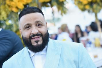 "DJ Khaled & Drake's ""Greece"" Goes Gold"