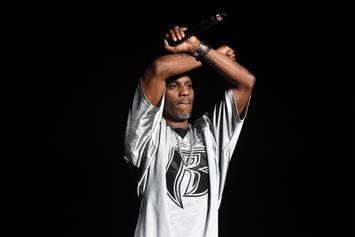 """DMX Tears Up Speaking About His Various Personalities: """"I Don't Talk About Them"""""""