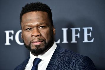 "50 Cent's ABC Series ""For Life"" Shuts Down Production Due To Coronavirus Worries"