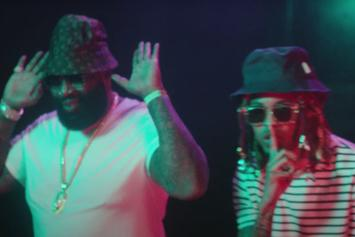 "August Alsina & Rick Ross Complete ""Entanglements"" Story With New Video"