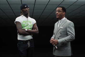 """T.I. & Young Thug Get Therapeutic In """"Ring"""" Visuals"""