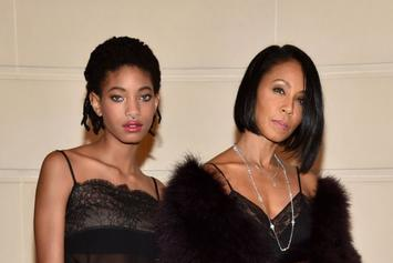 "Willow Smith Is ""Proud"" Of Jada Pinkett Smith For August Alsina Conversation"