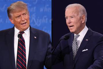 Trump & Biden's First Debate Was A Hot Mess: Rappers React