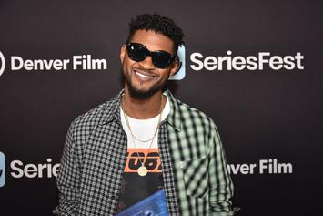 Usher Announces Birth Of His Daughter Sovereign Bo