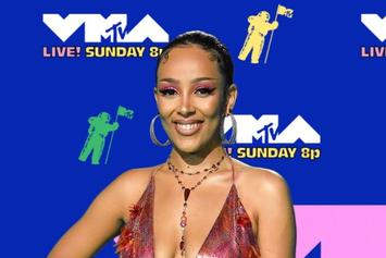 Doja Cat Shuts Down French Montana Rumors