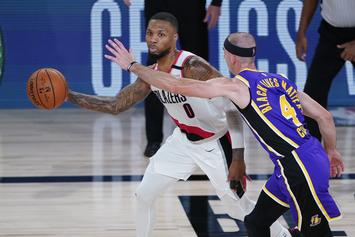 Damian Lillard Defends LeBron James From Recent Wave Of Criticism