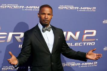 "Jamie Foxx Speaks On Electro's Return To ""Spider-Man"""