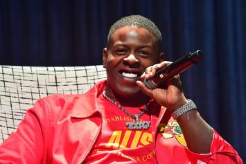 Blac Youngsta Arrested On Weapons Charge