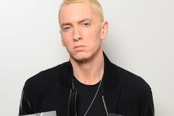 "Eminem's ""Lose Yourself"" Hits One Billion Spotify Streams"