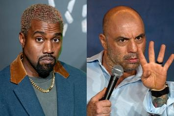 Kanye West Really Wants On The Joe Rogan Podcast