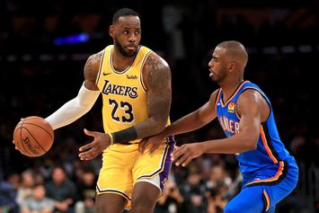 LeBron James Could Orchestrate Chris Paul Trade, Says NBA Execs