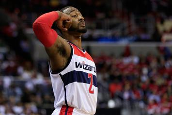 John Wall Creates Another Viral Moment During ESPN Interview