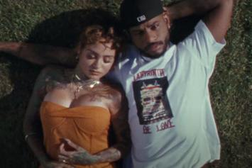 "Bryson Tiller Cozies Up With Kehlani In ""Always Forever"" Visual"