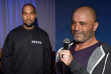 Joe Rogan Stuns Kanye West With Tough Military Question