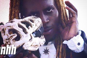 "Lord D'Andre Is A Rockstar In Genre-Bending ""Black Blues"" Video"