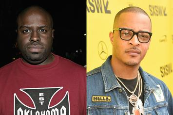 "Funk Flex Rehashes T.I.'s Crimestoppers Ad: ""You're A Clown"""