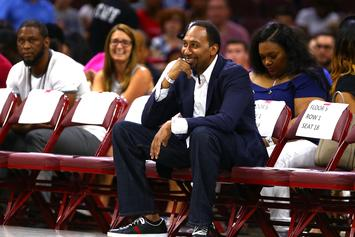 """Stephen A. Smith Shows Mercy To """"Pathetic"""" Cowboys"""