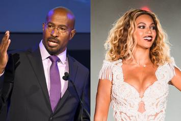 Van Jones Confuses Beyoncé With Mary J. Blige On Live Television