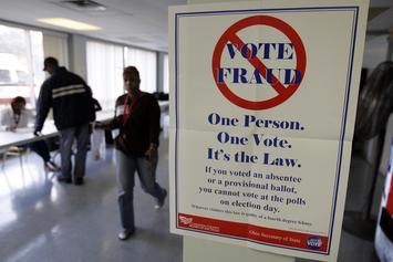 Postal Worker Recants Story About Voter Fraud In Strange Election Report