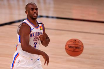 Chris Paul Comments On Recent Trade Rumors