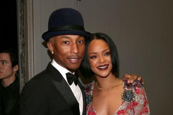"""Pharrell Williams Says Rihanna """"Is From A Different World"""" On New Album"""