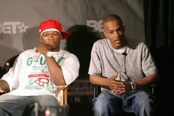 50 Cent Calls Out T.I. Over King Von Comment